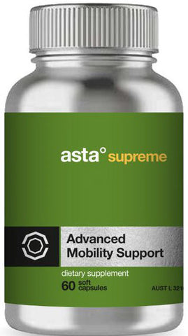 Supreme Health Advanced Mobility Support Capsules 60