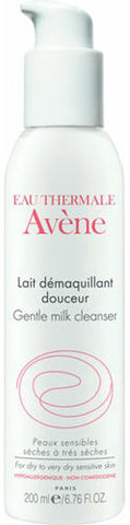Avene Gentle Milk Cleanser 200ml