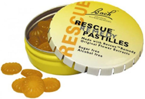 Bach Rescue Remedy Pastilles Original 50g - Orange & Elderberry