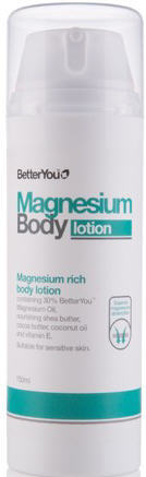 BetterYou Magnesium Body Lotion 150ml
