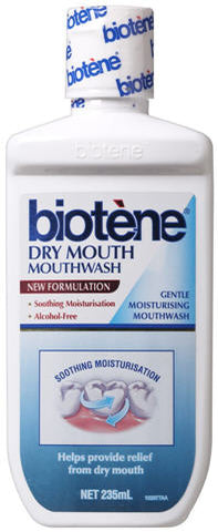 Biotene Dry Mouth Mouthwash 235ml