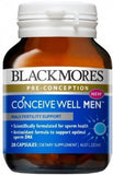 Blackmores Conceive Well Men Capsules 28