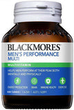 Blackmores Men's Performance Multi Tablets 100