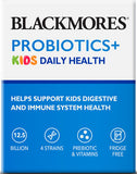 Blackmores Probiotics+ Kids Daily Health Sachets 30