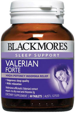 Blackmores Valerian Forte 2000mg Tablets 30