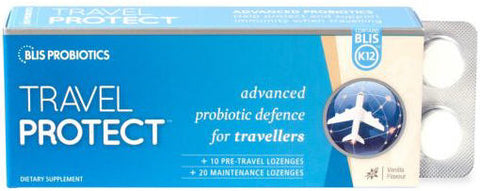 Blis K12™ TravelProtect Lozenges 30