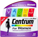 Centrum for Women Tablets 60