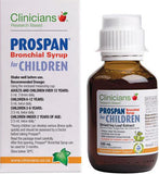 Clinicians Prospan Bronchial Syrup for Children 100ml
