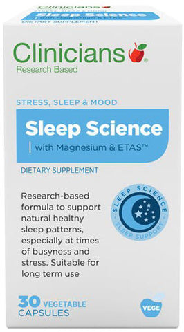 Clinicians Sleep Science Capsules 30