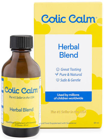 Colic Calm Herbal Blend Oral Liquid 59ml