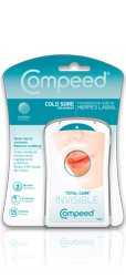 Compeed Cold Sore Night Patch