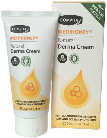 Comvita Medihoney Derma Cream 50g (1.8oz)