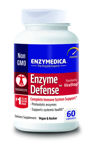 Enzymedica Enzyme Defense (formerly ViraStop) Capsules 60