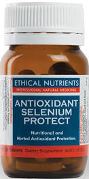 Ethical Nutrients Antioxidant Selenium Protect Tablets 30