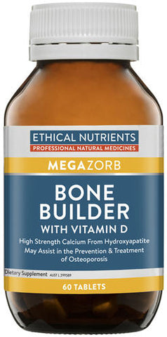 Ethical Nutrients Bone Builder with Vitamin D Tablets 60