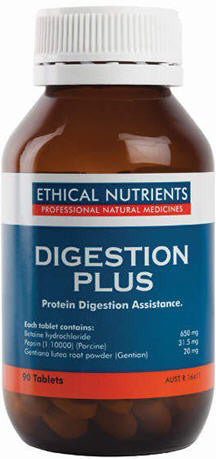 Ethical Nutrients Digestion Plus Tablets 90