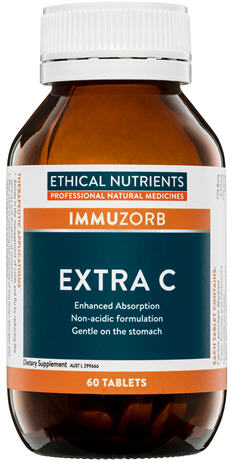 Ethical Nutrients Extra C Tablets 60