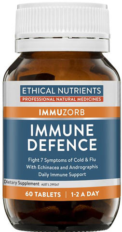 Ethical Nutrients Immune Defence Tablets 60