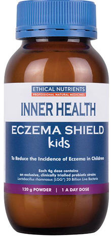 Ethical Nutrients Eczema Shield Kid's Powder 120g