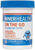 Inner Health On The Go Probiotic Capsules 30