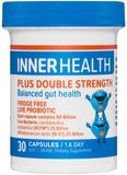 Inner Health Plus Double Strength Probiotic Capsules 30