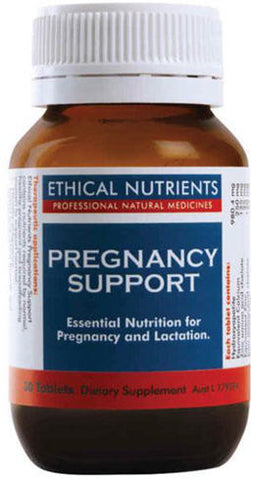 Ethical Nutrients Pregnancy Support Tablets 30