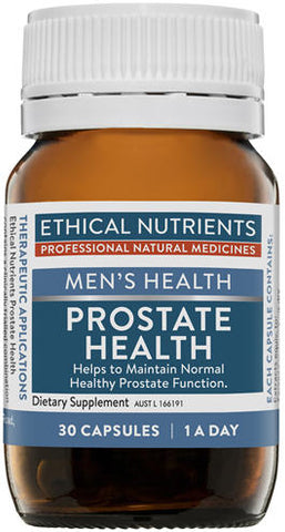 Ethical Nutrients Prostate Health Capsules 30