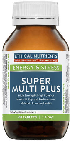 Ethical Nutrients Super Multi Plus Tablets 60