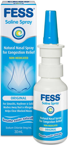 FESS Nasal Spray 30ml