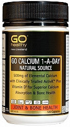 GO Healthy GO Calcium 1-A-Day Capsules 120
