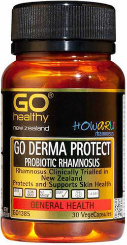 Go Healthy Go Derma Protect Capsules 30