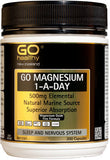 Go Healthy GO Magnesium 500mg 1-A-Day Capsules 200