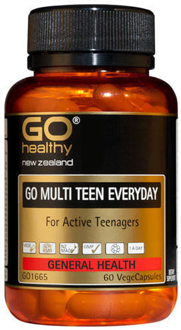 Go Healthy GO Multi Teen Everyday Capsules 60