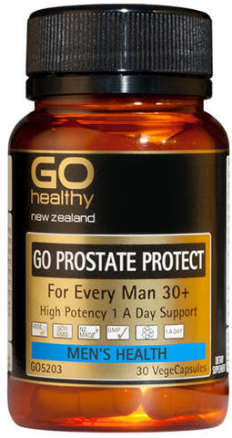 Go Healthy GO Prostate Protect Capsules 30
