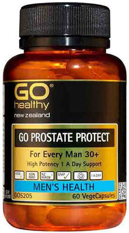 Go Healthy GO Prostate Protect Capsules 60