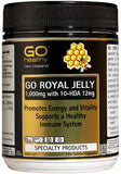 Go Healthy GO Royal Jelly 1000mg Capsules 180