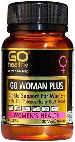 Go Healthy GO Woman Plus Capsules 30