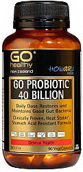 Go Healthy GO Probiotic 40 Billion Capsules 90