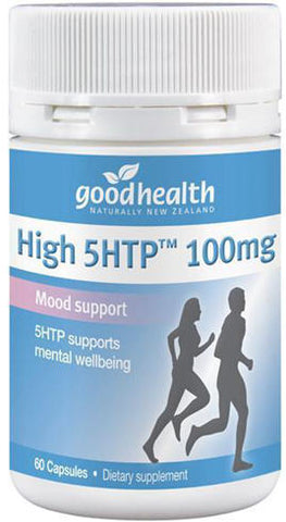 Good Health High 5-HTP 100mg Capsules 60