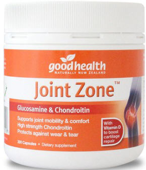 Good Health Joint Zone Capsules 200