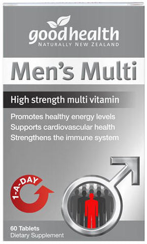 Good Health Men's Multi Tablets 60