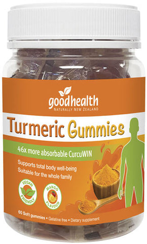 Good Health Turmeric Gummies 60