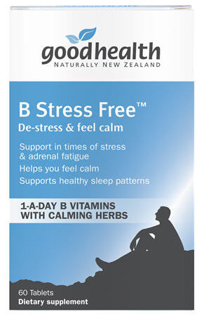 Good Health B Stress Free Tablets 60