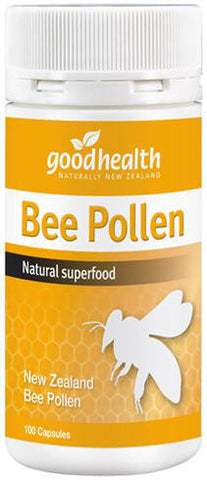 Good Health Bee Pollen Capsules 100
