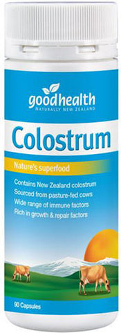 Good Health Colostrum Capsules 90