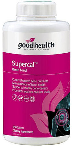 Good Health Supercal Tablets 150