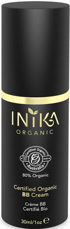 INIKA Certified Organic BB Cream Beige 30ml