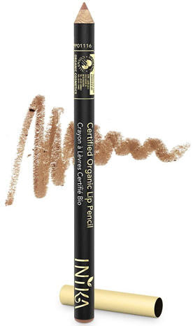 INIKA Certified Organic Lip Pencil 1.2g Buff