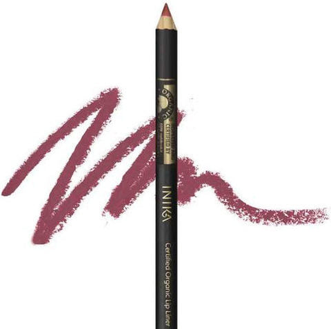 INIKA Certified Organic Lip Pencil 1.2g Sugar Plum