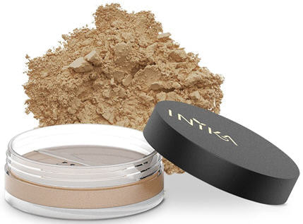INIKA Loose Mineral Foundation SPF 15 Powder Freedom